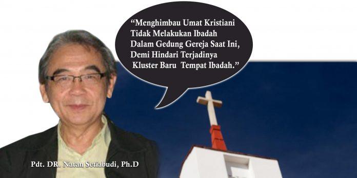 Pdt. DR. Natan Setiabudi, Ph.D