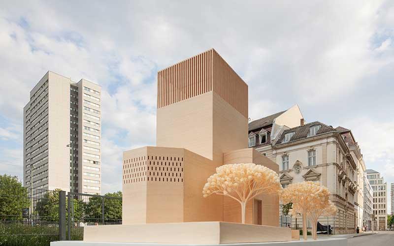 House of One Berlin, Jerman