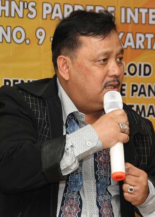 Jhon SE Panggabean