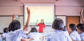 Pembelajaran di sekolah