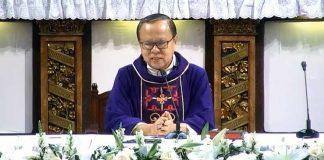 Uskup Agung Jakarta Mgr Ignatius Suharyo