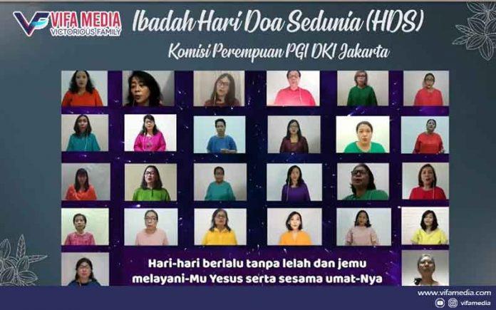 Virtual Choir Pelkat PKP GPIB Jemaat Bukit Moria