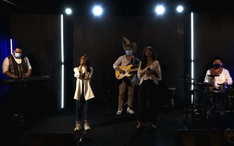 virtual konser pemuda GPIB
