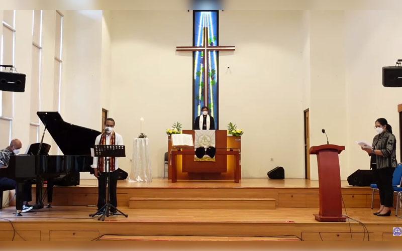 Anies membuka sidang pgiw dki