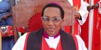 Uskup Anglikan