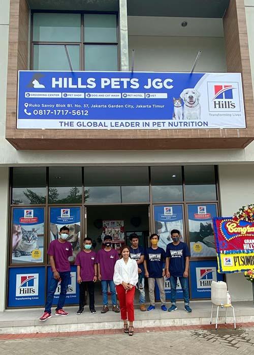 Hill Pets JGC