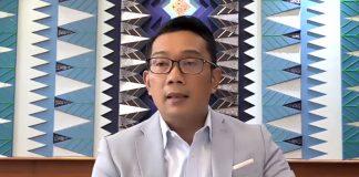 esan Ridwan Kamil untuk Para Milenial