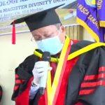 Ketua STT Abdi Sabda Pdt. Dr. Jontor Situmorang