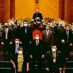 Para pengurus PGIW Jawa Timur 2021-2026