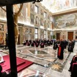 Pertemuan Paus Fransiskus dengan ROACO