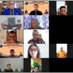 Tangkapan layar peserta seminar STT Pelita Kebenaran